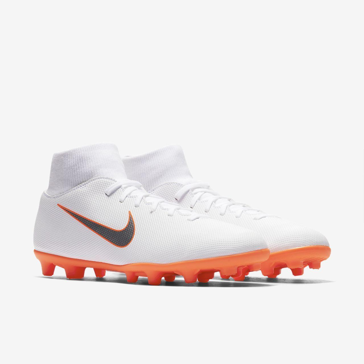 Nike Men's Mercurial Superfly 6 Club MG Soccer Cleats  AH736