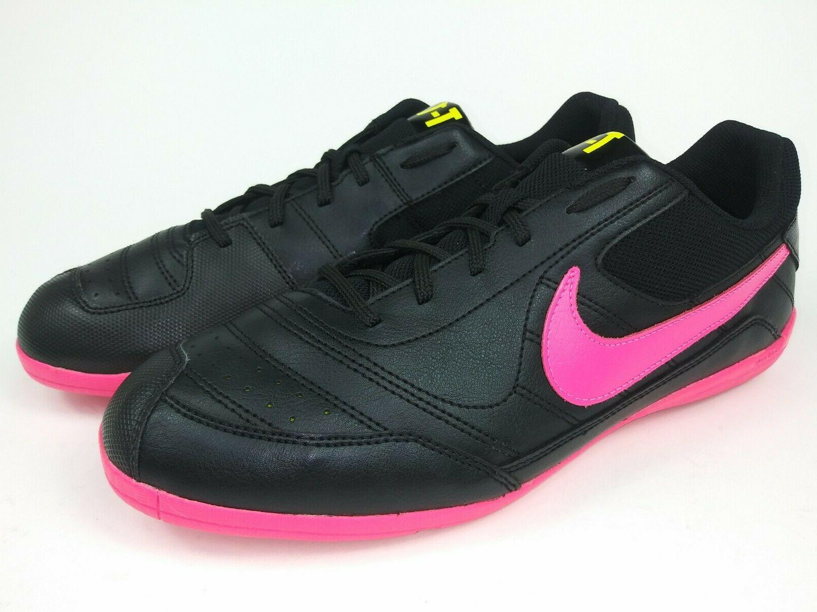 Nike Mens Nike5 T-1 344919-067 Pink Soccer Cleats