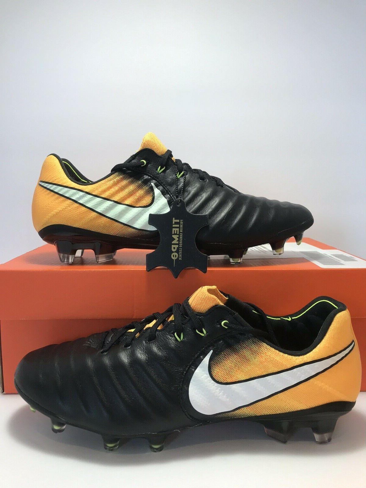 Nike Size 7 Tiempo Acc Soccer Cleats