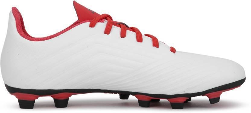 Mens Cleats PREDATOR CLEATS Red