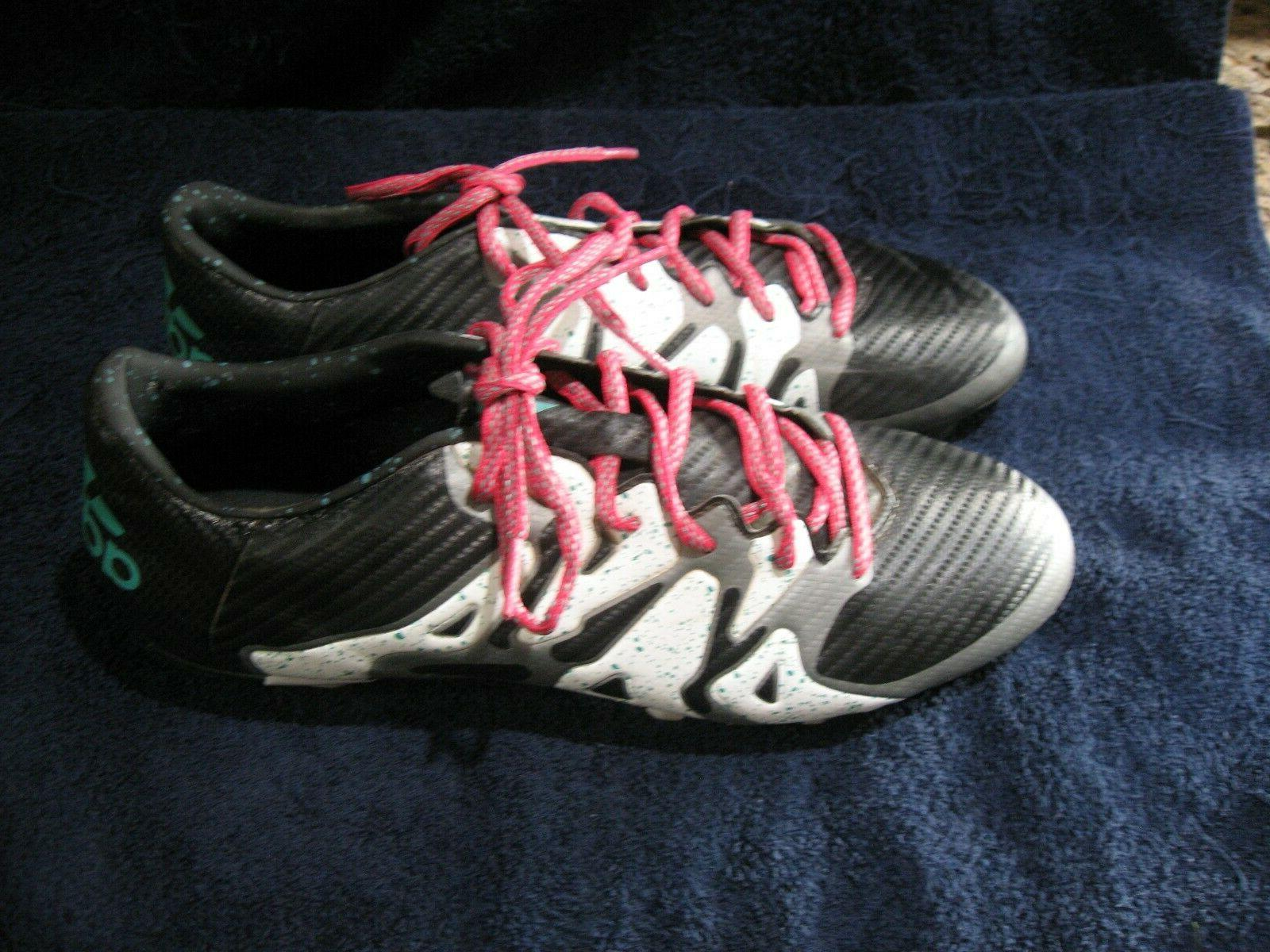 MENS ADIDAS X SOCCER CLEATS SIZE 10 GROUND&ARTIFICIAL