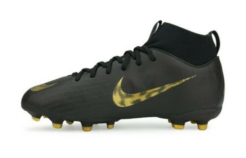 Nike Superfly 6 Academy Size 1 Youth Soccer Cleats