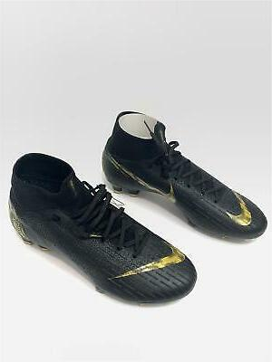 Nike Elite Black Cleats 9.5
