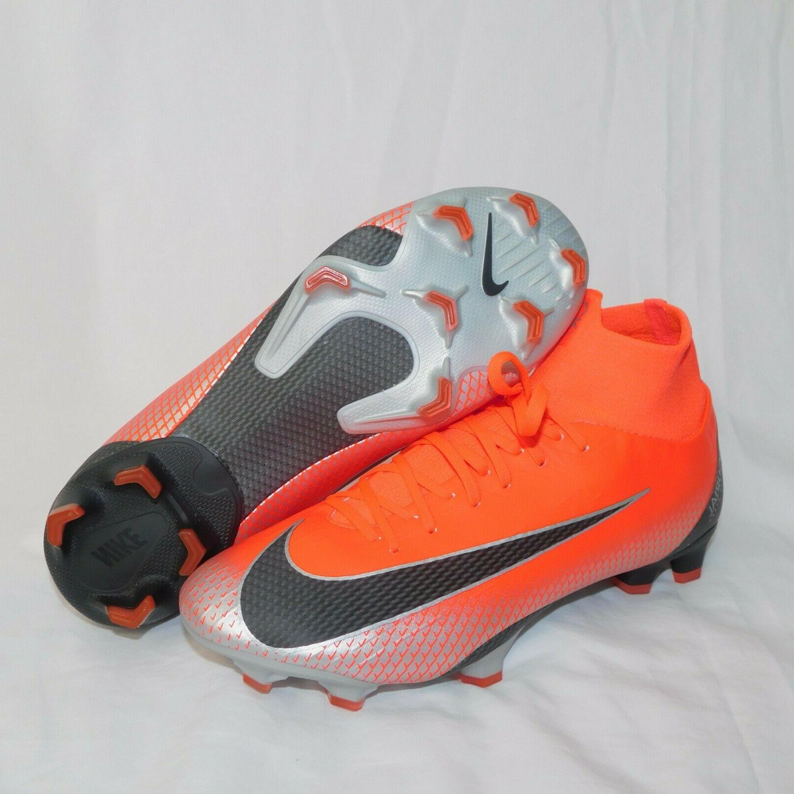 Nike Superfly Pro Bright Crimson Cleat