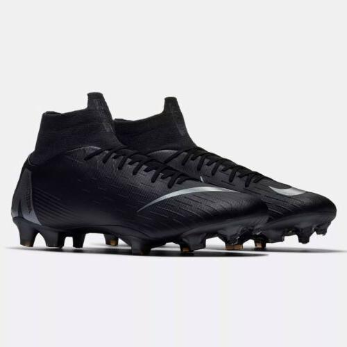 Nike Mercurial Superfly 6 Pro FG Soccer Cleats Men's Size 9.
