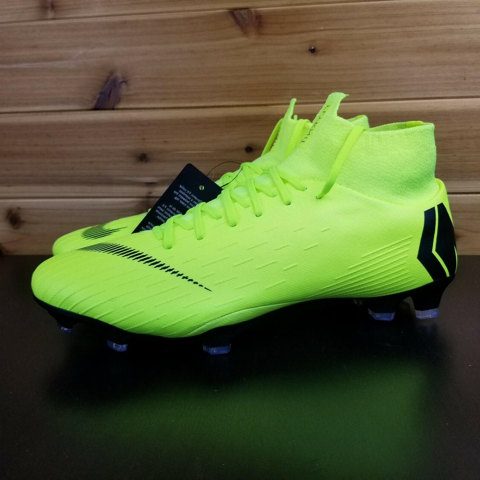 ad5ccddf83f Nike Mercurial Superfly 6 Pro FG MG Soccer Cleats