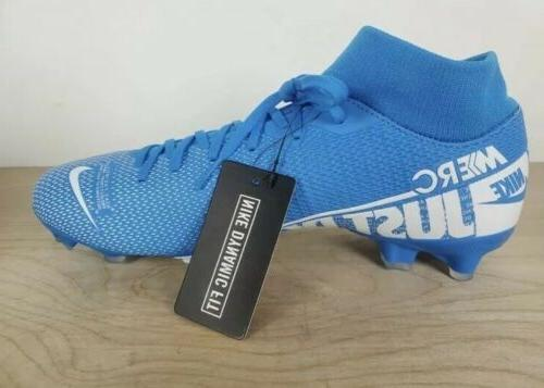 Nike Superfly Academy Cleats AT7946-414 Size