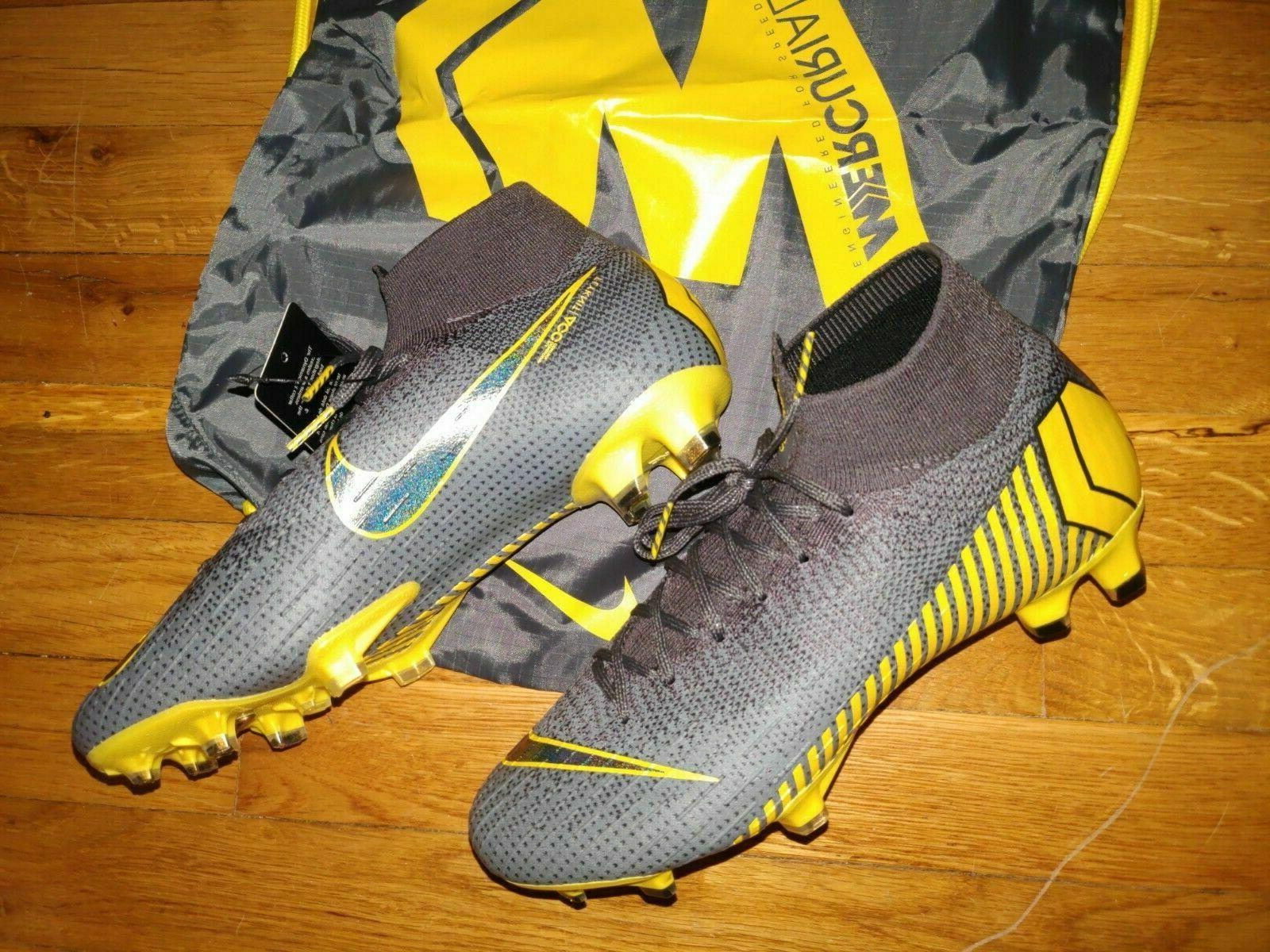 mercurial superfly vi fg soccer cleats