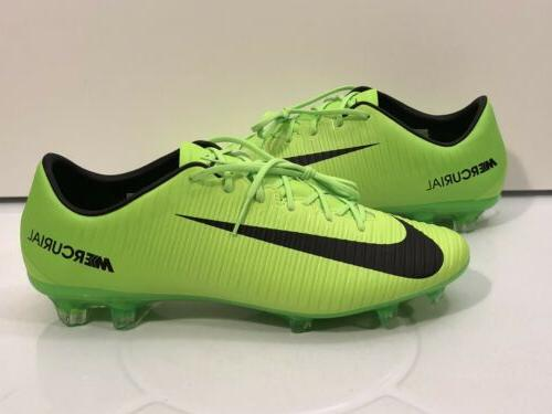 Nike FG Cleats 10 Electric