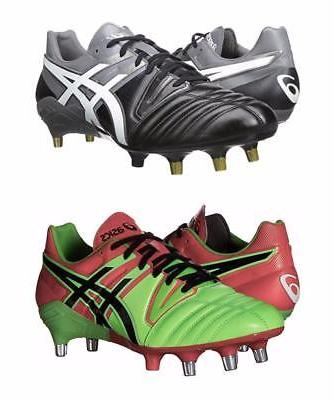 New Asics Gel-Lethal Tight 5 Five Soccer Rugby Cleats Men's