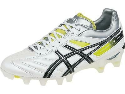 New Asics Tigreor Cleats Black White