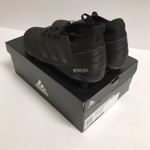 NEW Men's 19.3 FG Black Gold 4.5