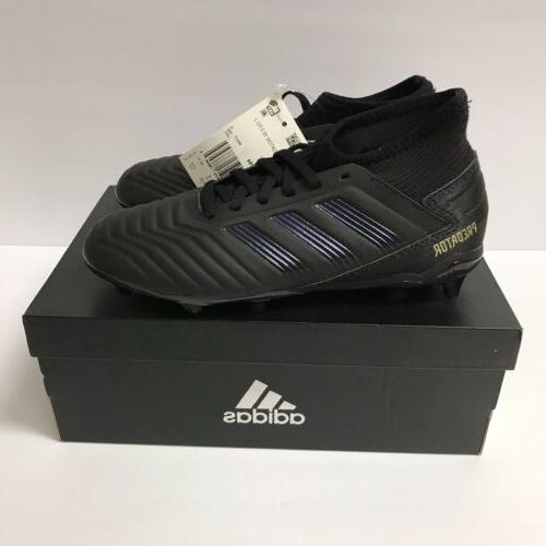 NEW Men's 19.3 FG Soccer Black