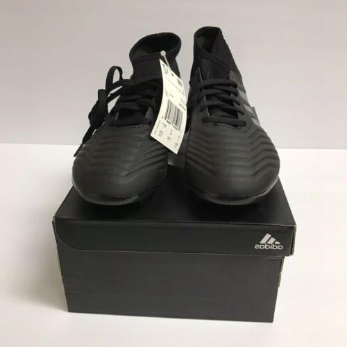 NEW Adidas Men's Predator 19.3 Cleats Black