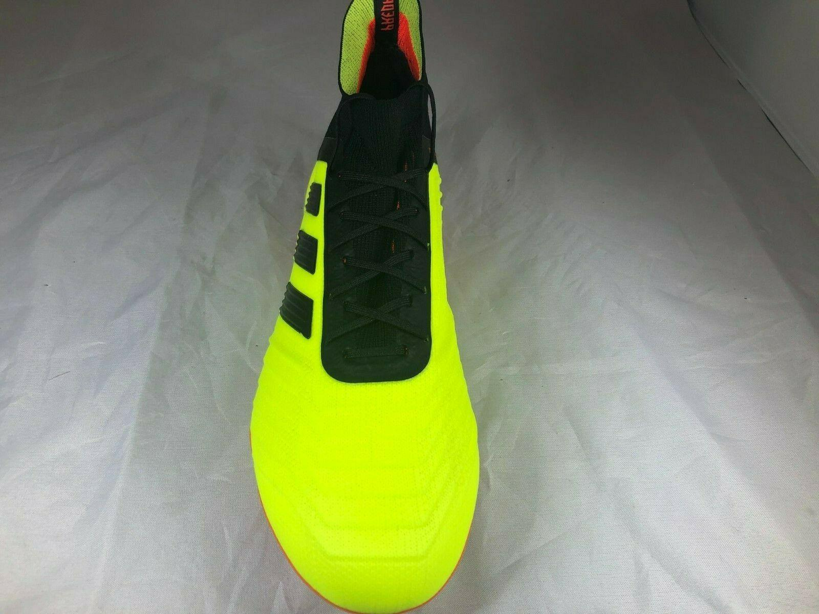 NEW MENS ADIDAS 18.1 CLEATS DB2037-MULTIPLE SIZES