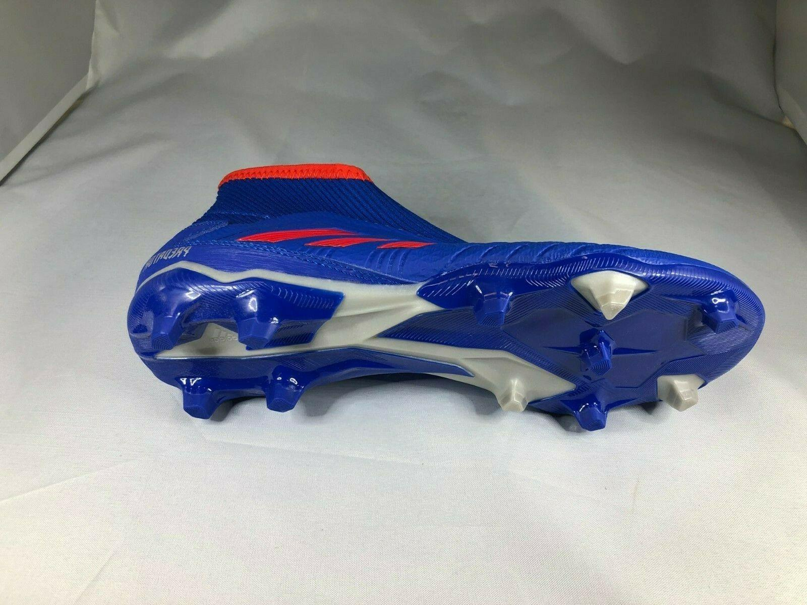 NEW 19.3 LACELESS CLEATS SIZES