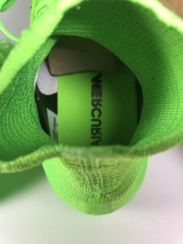 NEW Mercurial III DF FG Green Soccer Cleats Size