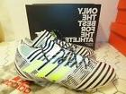 New Adidas Nemeziz 17.3 FG Size 9 Soccer Cleats White S80599