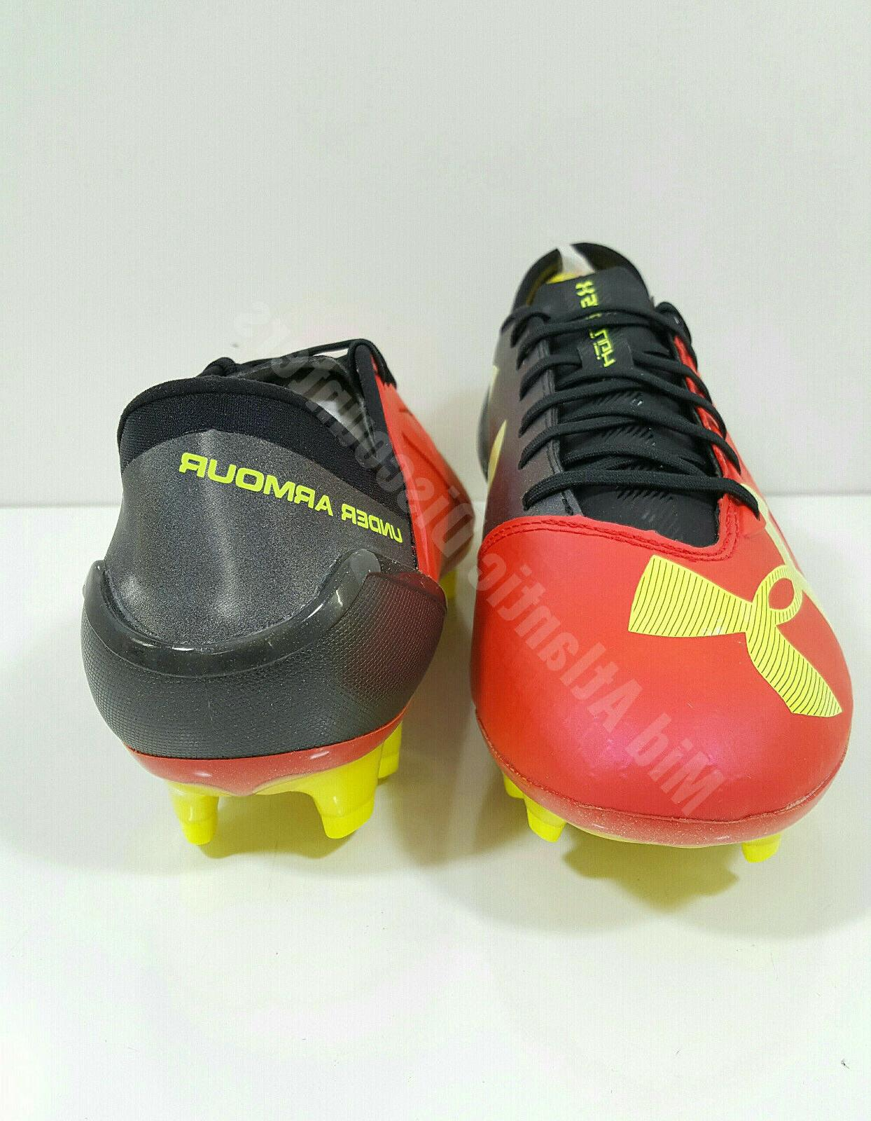 NIB Armour Cleats