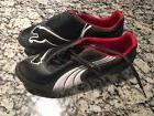 Nike Outdoor Soccer Cleats V3.08 Black/White /Red Mens Size