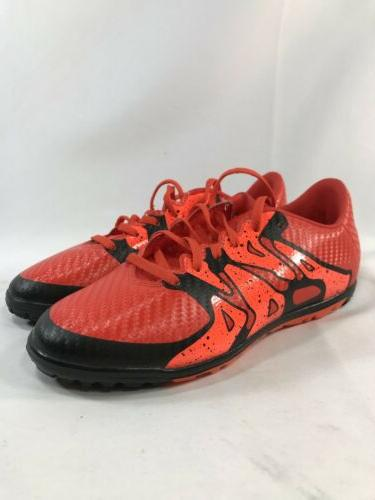 Adidas Performance Kids X 15.3 IN Soccer Cleats Bold Orange
