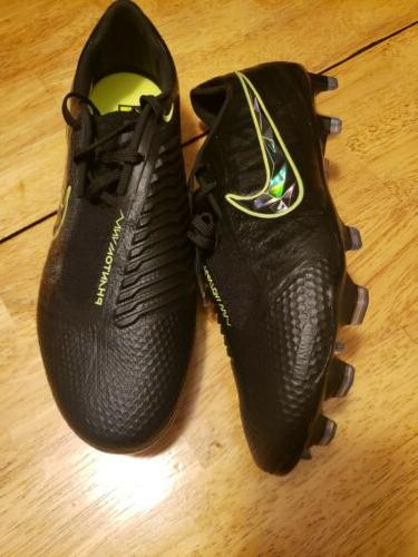 Nike Phantom Venom FG Ground Soccer Cleats AO7540-007 Size 8