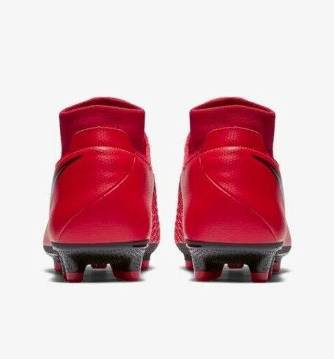 NIKE VISION VSN DF MG CLEATS RED AO3258-600 5
