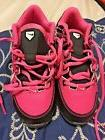Nike Pink Girls Soccer Shoes with Cleats Size 12