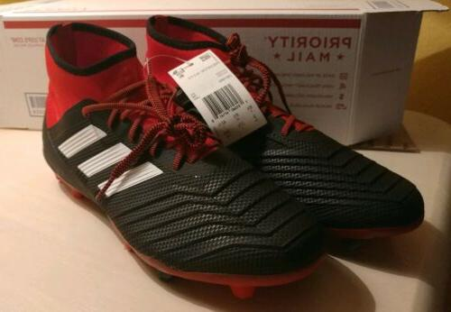 Adidas Soccer Red Cleats 9