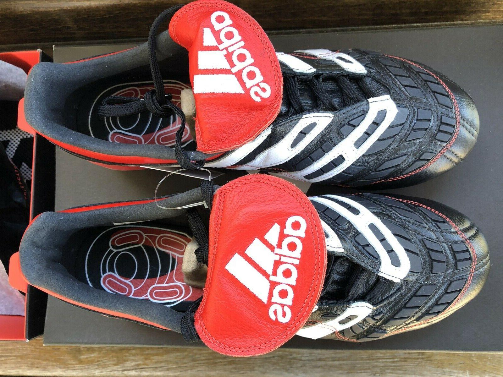 Adidas Accelerator 2018 Black Red Size US 9