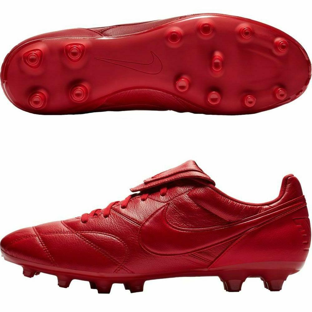 Nike Leather Red 7