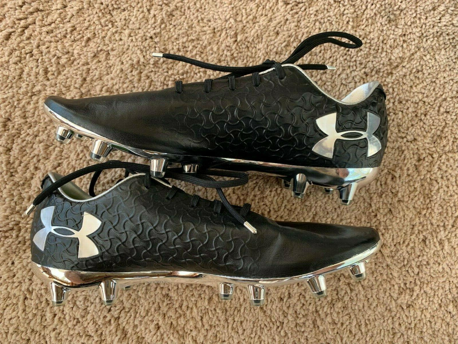 UNDER Soccer Cleats size FG