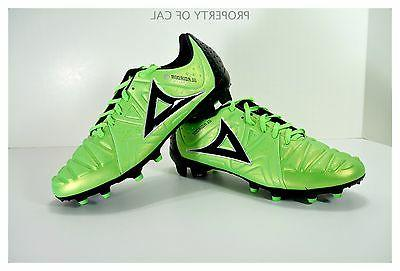 soccer cleats style 188 green black gladiador
