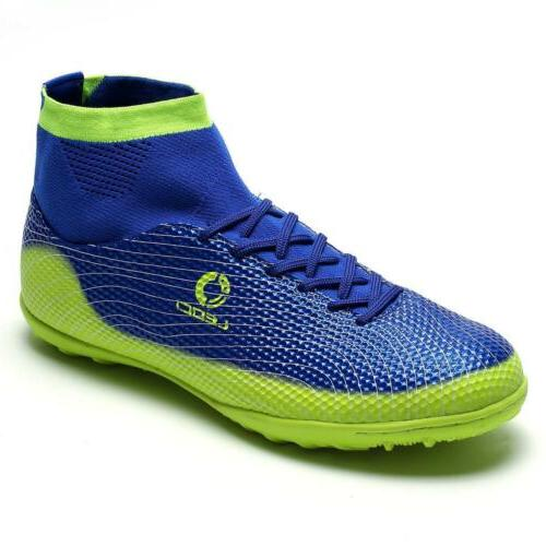 Sport Turf Shoes Ankle Cleats 8