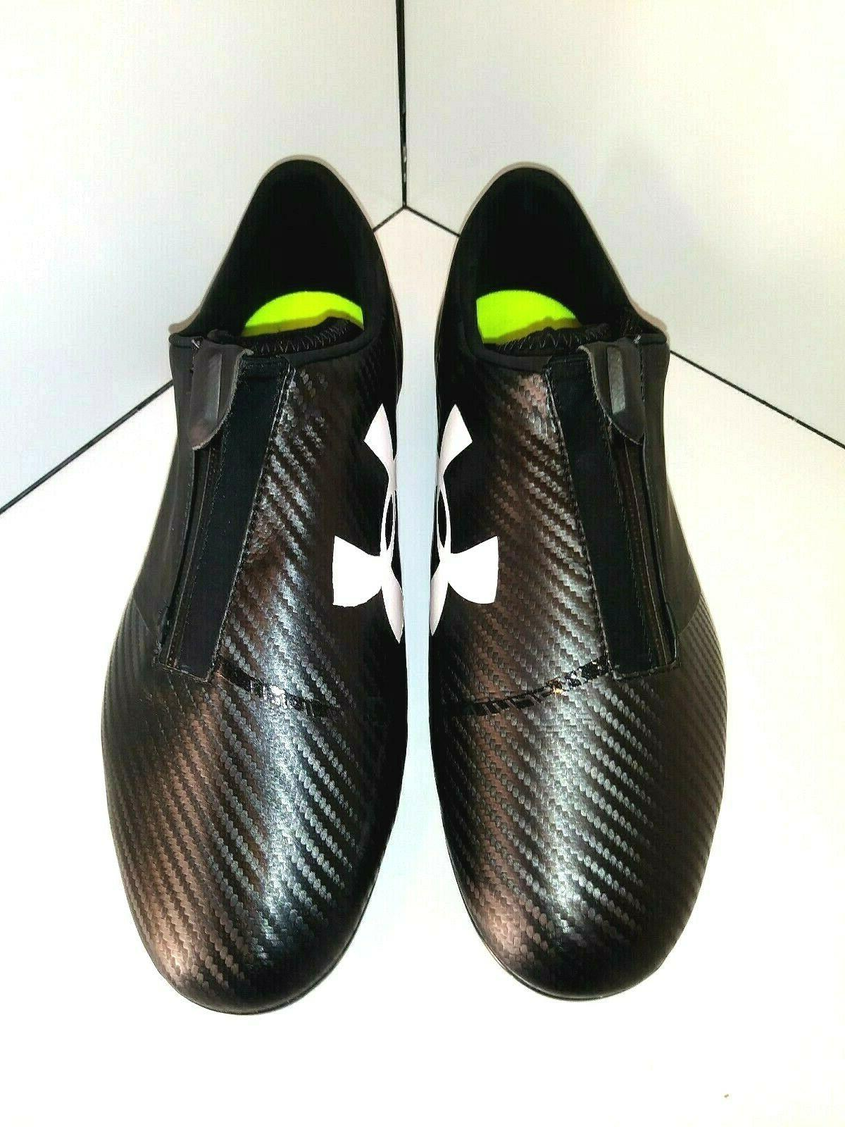 Under Armour FG Carbon Mens Soccer