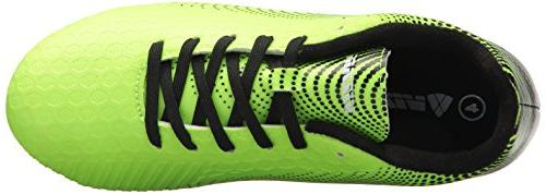 Vizari FG Green/Black Size Shoe US Kid