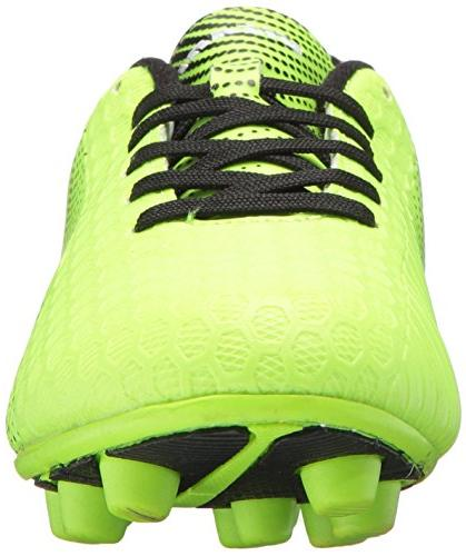 Vizari Stealth FG Green/Black Shoe US Kid