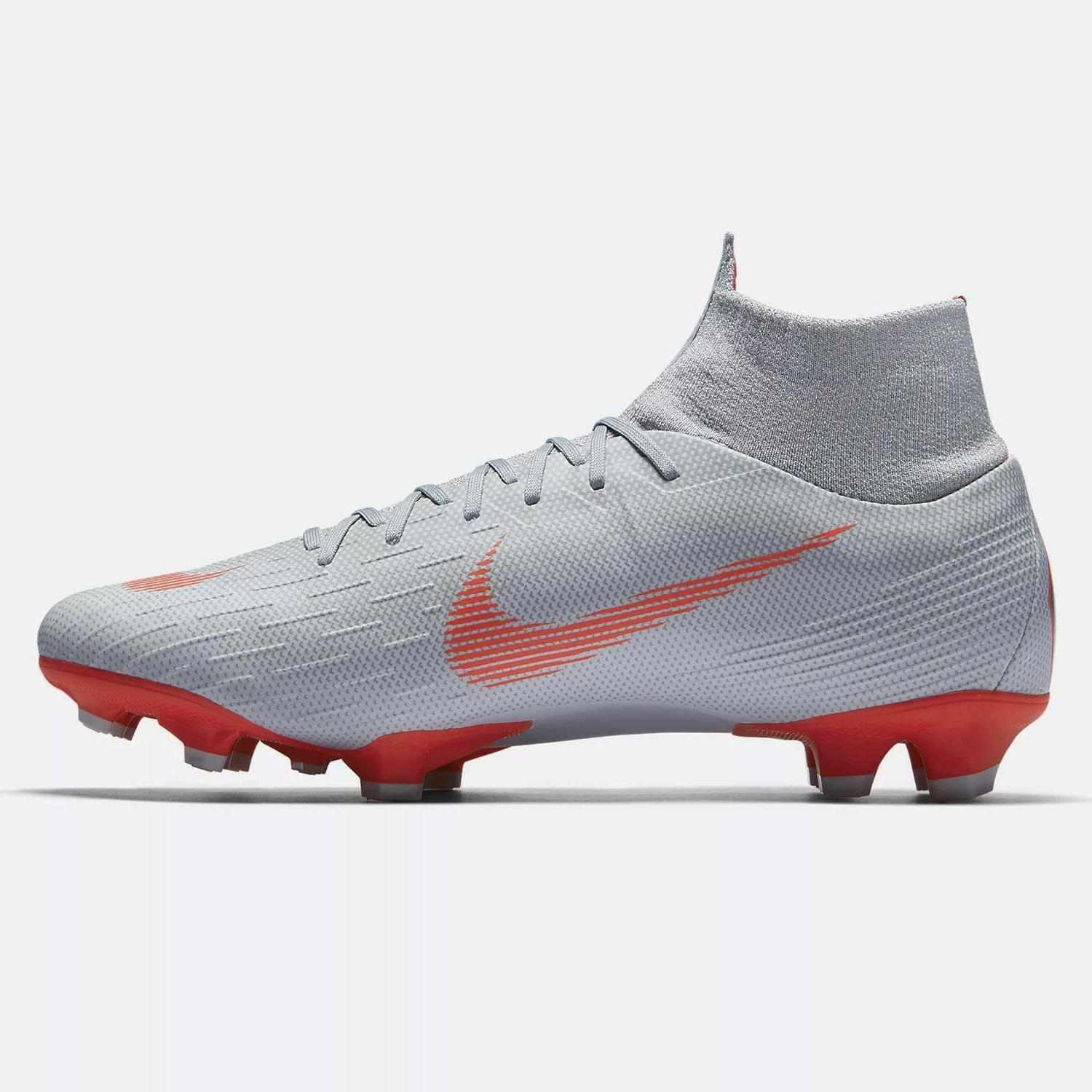 Nike FG Crimson Red Cleats NEW!