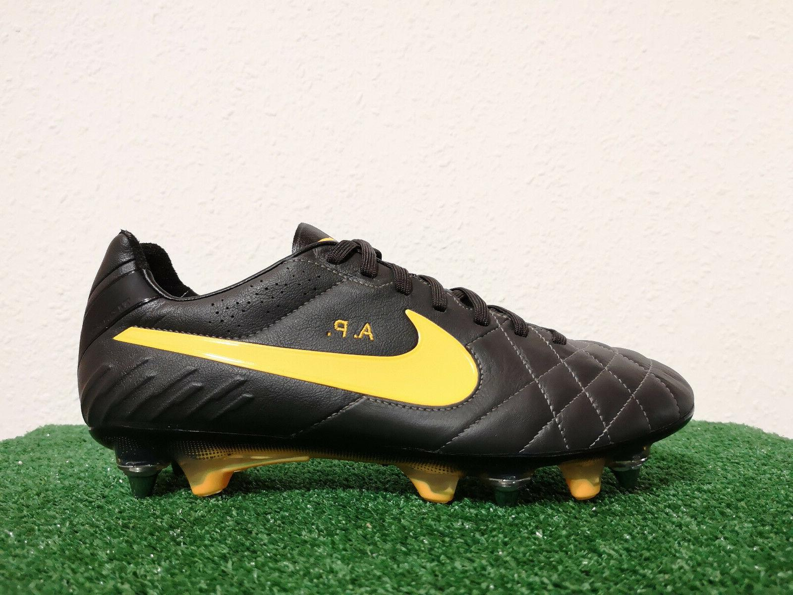 nike tiempo air iv acc sg-pro uk 7,5 us boots