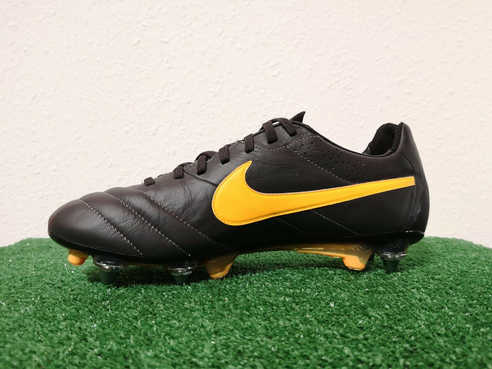 nike tiempo iv acc 7,5 8,5 boots soccer cleats
