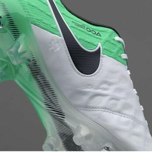NIKE SG Green Soccer Cleats 11.5