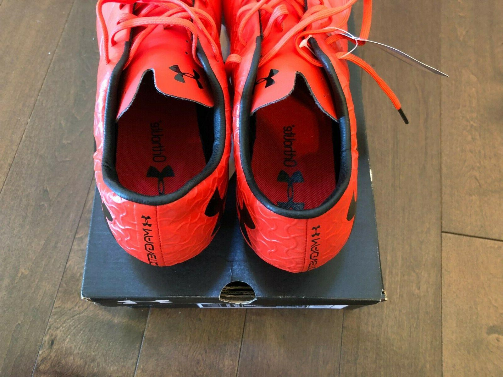 Select FG Soccer Size 12 Red