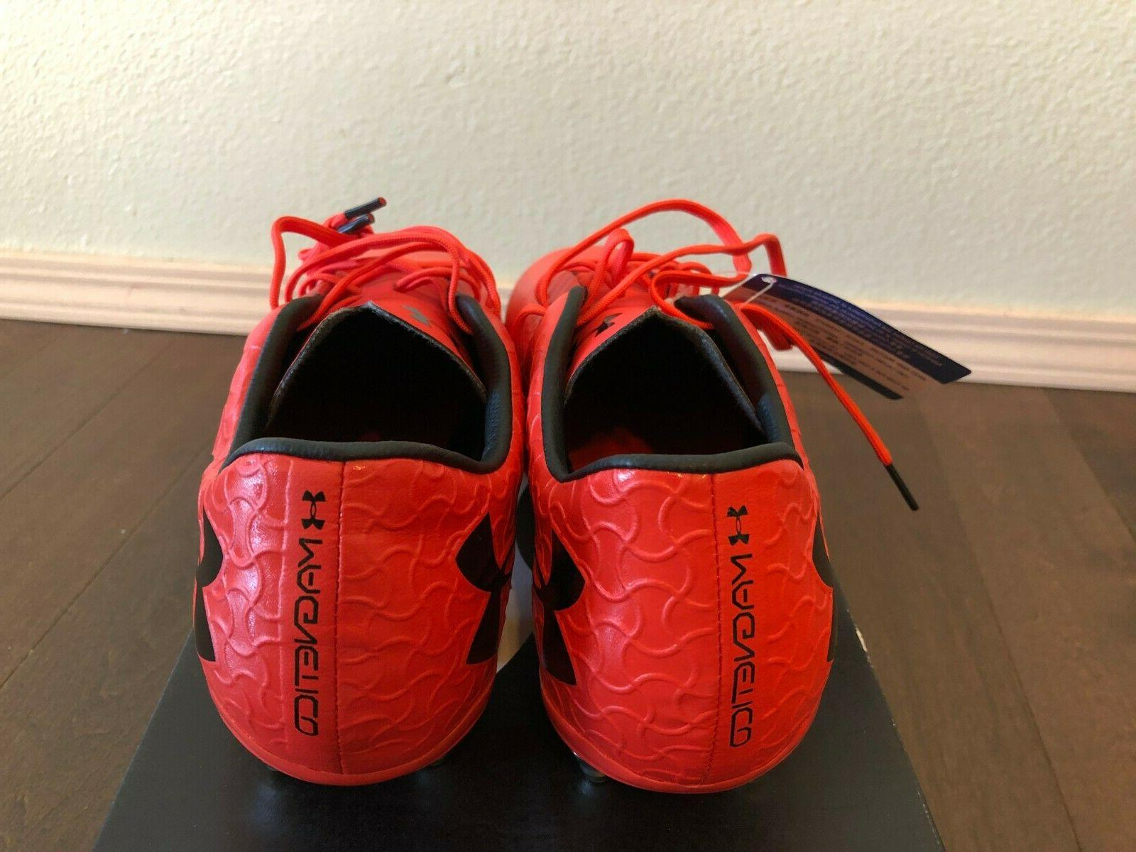 Under Armour Select FG Soccer Size