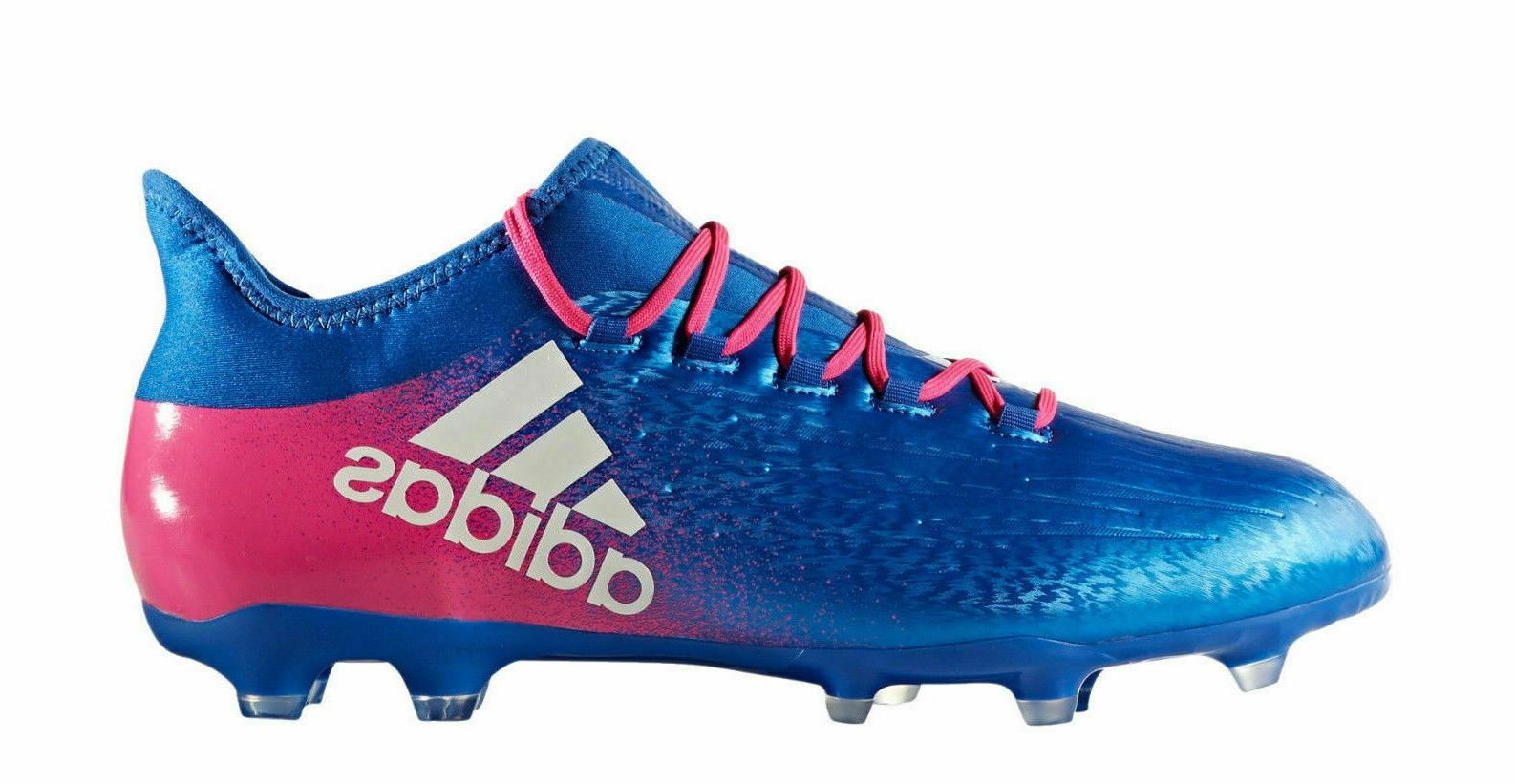 adidas Soccer - - Blue/White/Pink - - 12