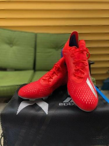 Adidas X SIZE 10 Cleats Red MSRP $225