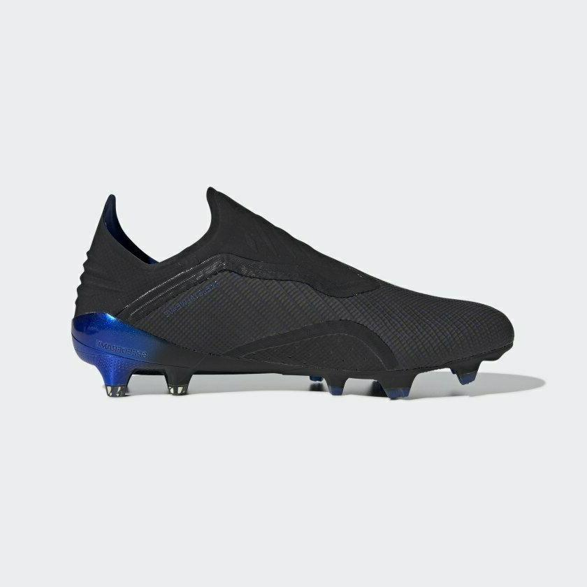 Adidas Laceless Soccer cleats black/Black/Bold BB9336