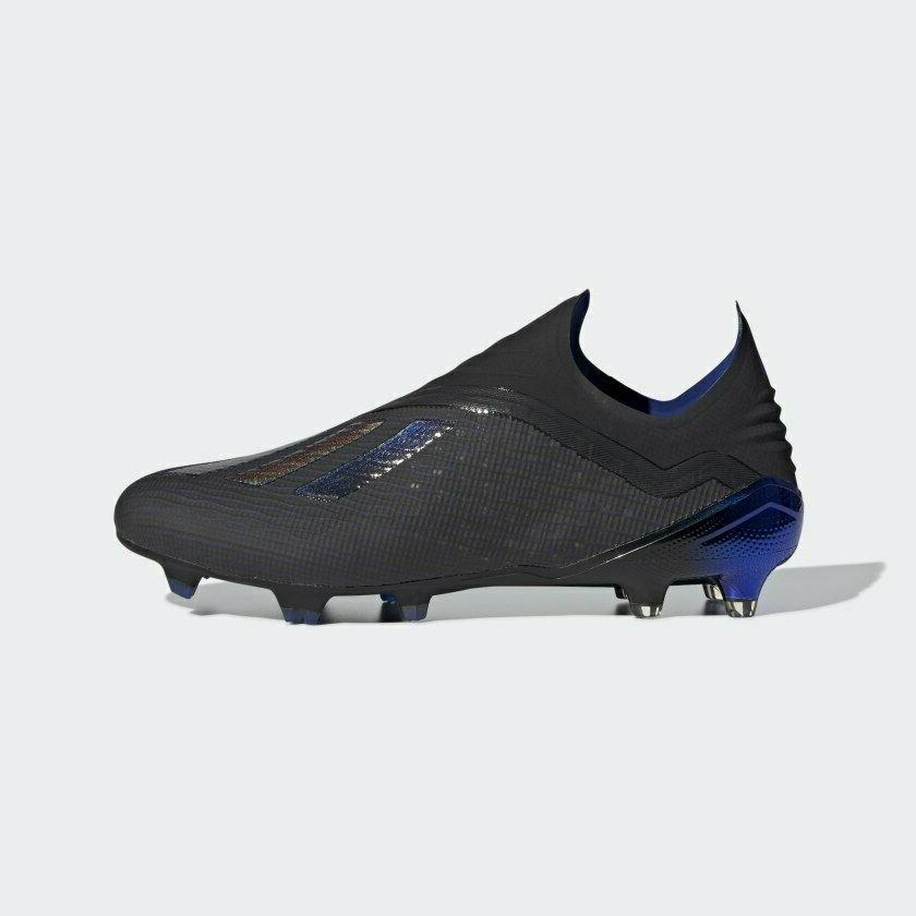 x 18 fg laceless soccer cleats core