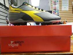 Diadora Ladro MD Junior Soccer Cleat Size 4.5