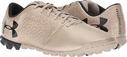 Under Armour Men's Magnetico Select Turf Soccer Shoe, Metall