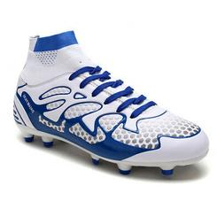 DREAM PAIRS Men 160858-M Athletic Outdoor Cleats Football So